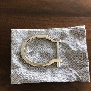 Miansai Silver Screw Bracelet